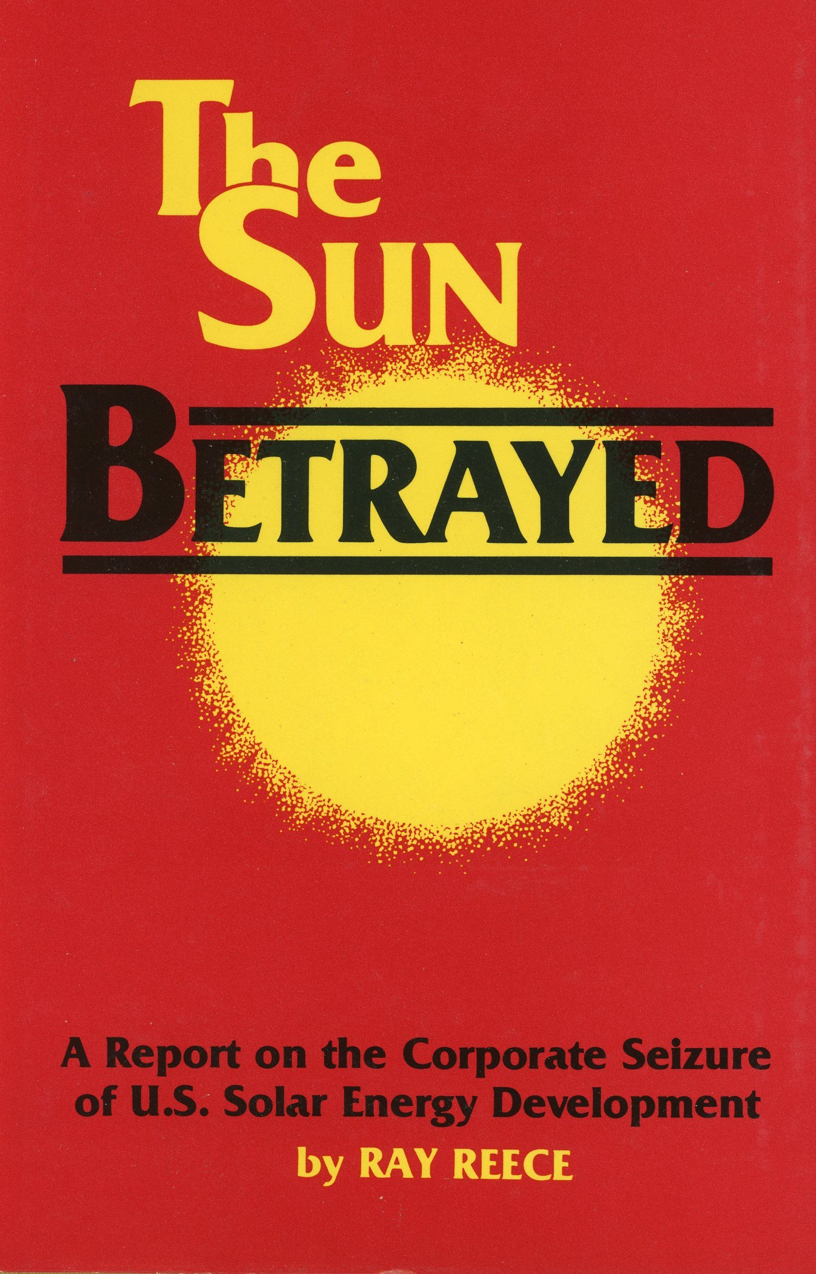 Photo of Cover of The Sun Betrayed Book